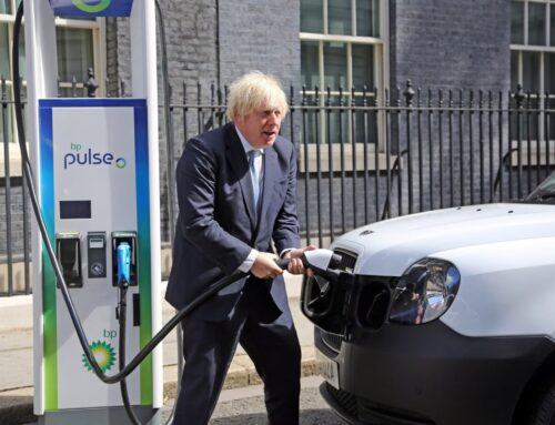Keeping a diesel is greener than buying a new electric car