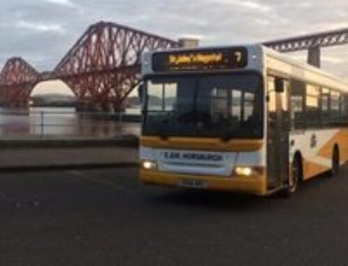 Lothian Based Bus Company