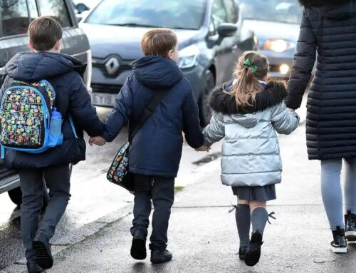 Quarter of UK pupils attend schools where air pollution is over WHO limit